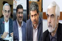 سوابق معاونان جدید شهردار تهران