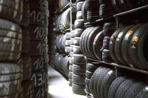 رانندگان بیش از 2 هزار دستگاه کامیون در اردبیل لاستیک گرفتند