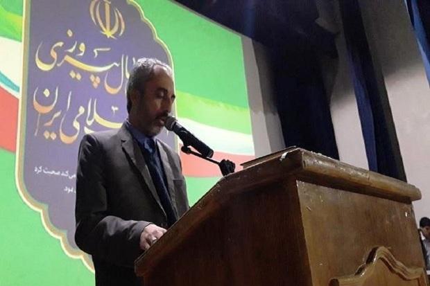 ایران اسلامی الگوی آزادی بخشی و استقلال کشورهای جهان است