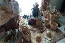 صنایع دستی هنرمندان بابلی به نمایش گذاشته شد