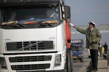 تردد خودرو سنگین در محور شهرکرد به طاقانک دو روز  ممنوع شد