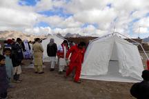 بیش از 200 خانوار آسیب دیده در زاهدان امداد رسانی شدند