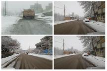 تمامی مسیرهای اصلی و فرعی شهرستان دماوند باز است