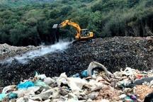 انتقال روزانه بیش از هزار تن زباله به سایت سراوان رشت