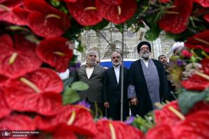 تجدید میثاق اعضای شورای هماهنگی تبلیغات اسلامی با آرمانهای امام(س)