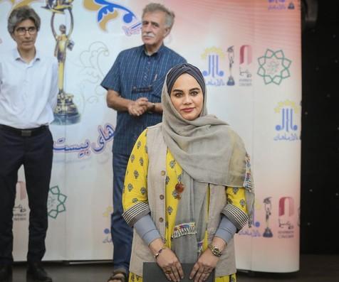 تقدیر از نامزدهای بیست و یکمین جشن بزرگ سینمای ایران+ تصاویر