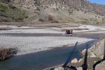 حجم ورودی آب سد مهاباد به 12 مترمکعب در ثانیه رسید