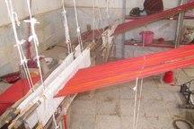 250 کارگاه فرت بافی در تایباد دایر است