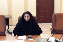 رئیس پارلمان زنان شوشتر انتخاب شد
