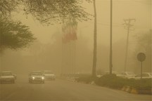 وزش باد و گردوخاک سیستان و بلوچستان را فرا می گیرد