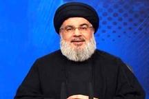 سخنرانی سید حسن نصرالله در «چهل بهار» انقلاب در بیروت