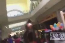 لحظه تیراندازی مرگبار در فروشگاه وال مارت، در ال پاسوی تگزاس
