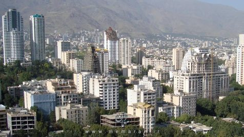 نرخ آپارتمانهای 18تا35ساله در تهران/ جدول