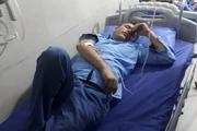 شهردار دوگنبدان در بیمارستان بستری شد