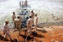 28 هزار لیتر سوخت قاچاق در آب های شمالی خلیج فارس کشف شد