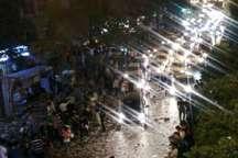 زنگ پایان تبلیغات انتخابات به صدا درآمد  شور انتخاباتی در خیابان های شیراز