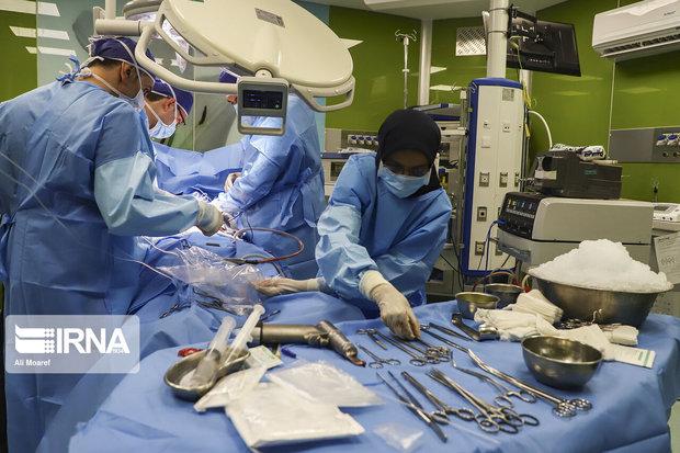 اعضای بدن بانوی مرگ مغزی در مشهد جان چهار نفر را نجات داد