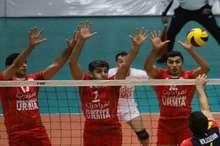 دربی والیبال آذربایجان جذاب ترین دیدار هفته هیجدهم لیگ برتر