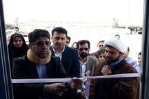 12 خانه ورزش روستایی در خراسان جنوبی افتتاح شد
