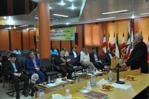 همایش آشنایی با خدمات صندوق ضمانت صادرات درقم برگزار شد