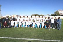 بازی مرگ و زندگی در فوتبال لیگ 2غرب کشور
