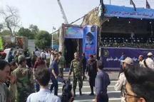 بیمارستان های اهواز برای کمک رسانی به حادثه دیدگان بسیج شدند