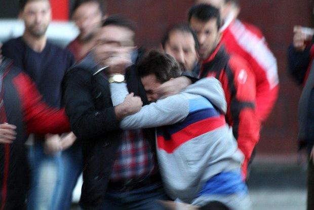 نزاع خیابانی در بانه چهار مصدوم بر جا گذاشت