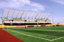 ورزشگاه 15 هزار نفری ارومیه دهه فجر امسال افتتاح می شود