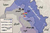 ادعای کردستان عراق ؛ ایران شهروندان ما را بمباران کرده است!