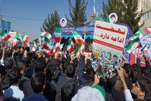 جذابیت بیشتر راهپیمایی 22 بهمن در کرمان با اتفاقات حاشیه ای