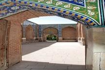 سر در عالی قاپوی مجموعه جهانی شیخ صفی الدین اردبیلی بازسازی می شود
