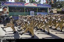 رژه ارتش در سه شهر استان کرمانشاه برگزار می شود