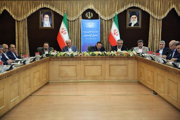 خط ریلی ایران از مسیر کردستان به عراق متصل می شود