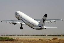 اعلام برنامه پروازی حجاج مازندرانی از فرودگاه بین المللی دشت نازساری