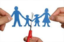 طلاق در قزوین 28 درصد کاهش یافت