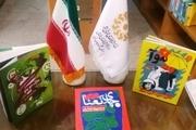 مجری سرشناس چند اثر خود را به کتابخانه موسوی خوی اهدا کرد