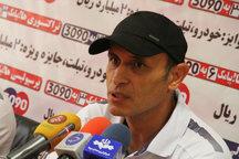 گلمحمدی: برای صعود به نیمه بالای جدول میجنگیم