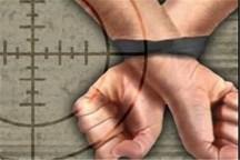 دستگیری عامل آدمربایی در سیستان و بلوچستان