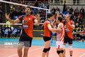 4 بازیکن ملی پوش والیبال جذب تیم شهرداری ارومیه شدند