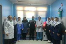 سومین بیمار پیوندی قلب در تبریز، در سلامت کامل، از بیمارستان ترخیص شد