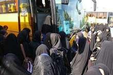 13 هزار نفر از خراسان شمالی به اردوهای راهیان نور اعزام شدند