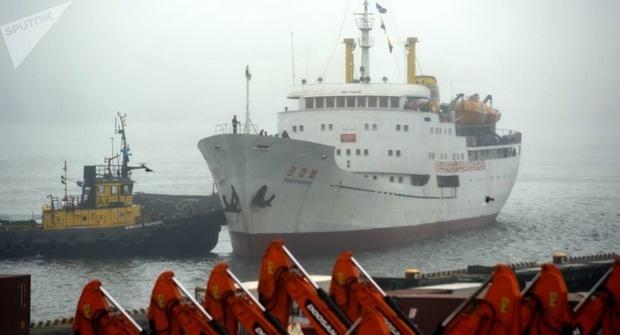 کرهشمالی خواستار استرداد کشتی خود از آمریکا شد