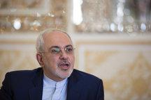 پاسخ ظریف به سوالی درمورد بازرسی بدنی بانوان ایران در گرجستان