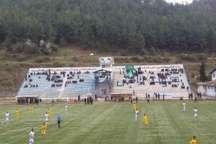 لیگ دسته سوم؛ پیروزی تیم فوتبال چوکای تالش برابر صنعت ساری