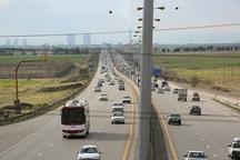 28 میلیون خودرو در جاده های قزوین تردد کردند