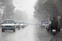 خداحافظی بهمن ماه از مازنی ها با برف و باران