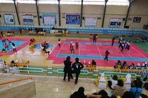 نتایج نخستین روز مسابقات کبدی بانوان کشور مشخص شد