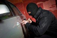 باند سارقان وسایل داخل خودرو در بوشهر دستگیر شدند