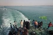 6هزارنفر در قالب راهیان نور دریایی به جزیره خارگ اعزام شدند