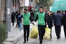لزوم همکاری شهروندان با پاکبانان جهت حفظ نظافت معابر